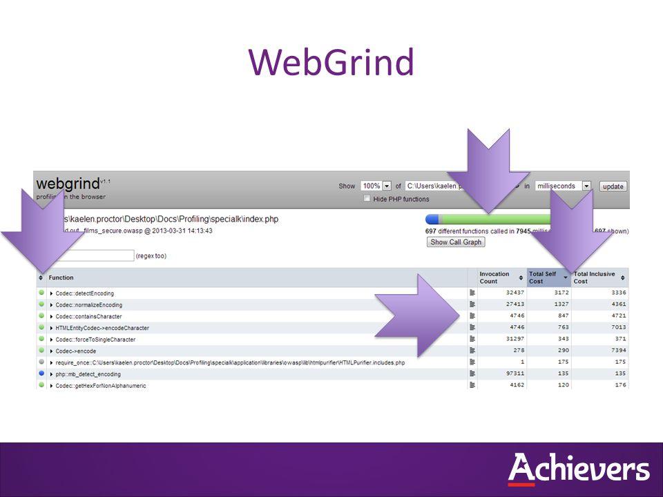 WebGrind