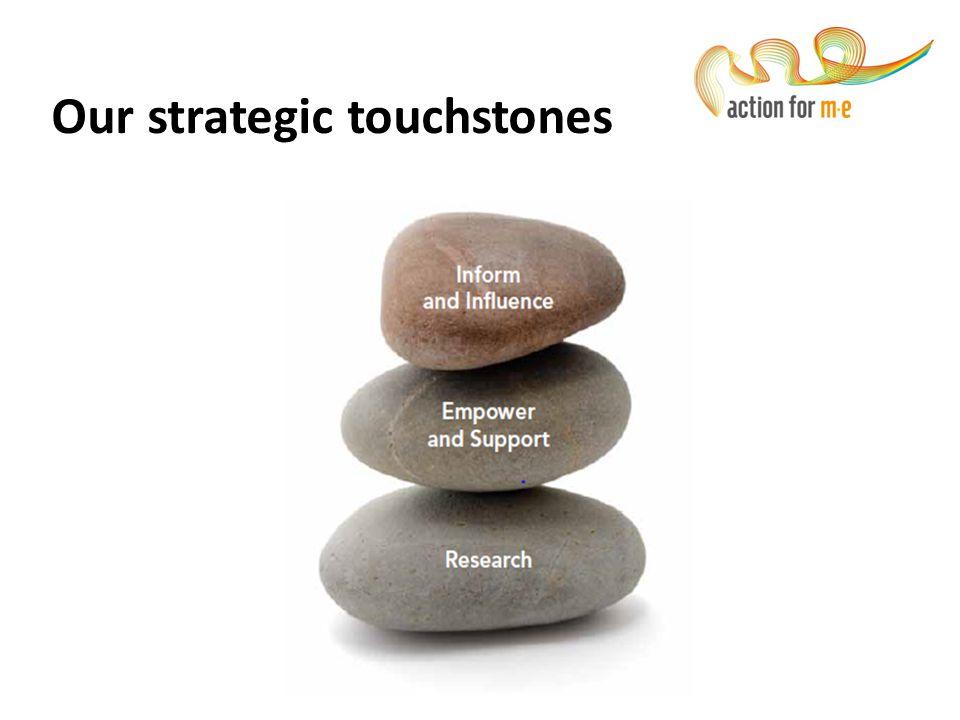 Our strategic touchstones