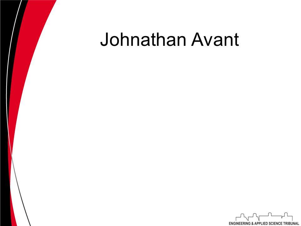 Johnathan Avant