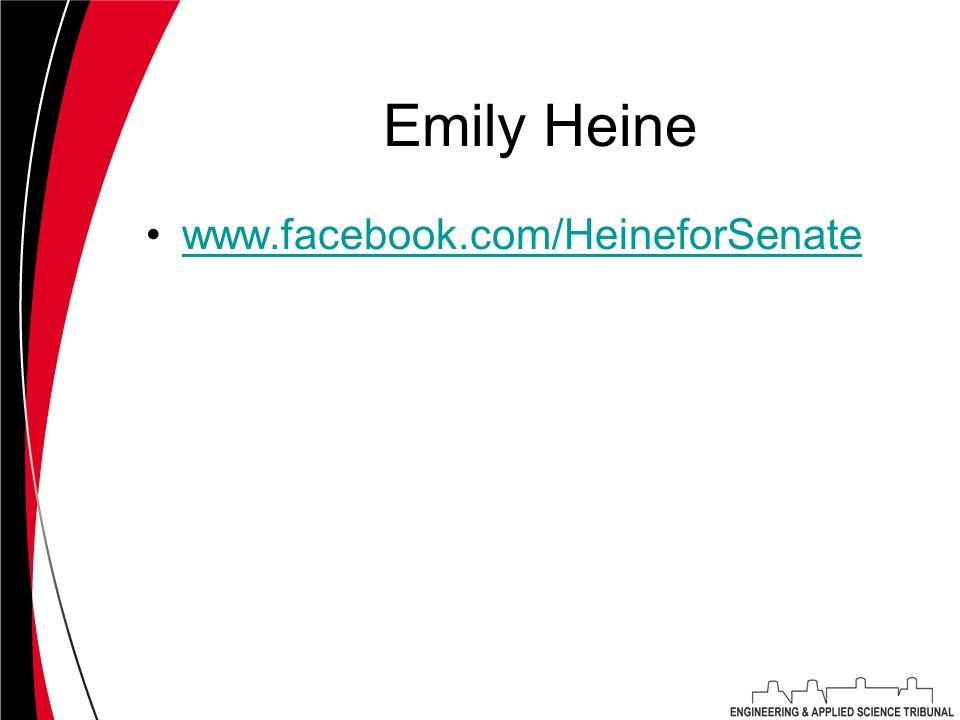 Emily Heine www.facebook.com/HeineforSenate
