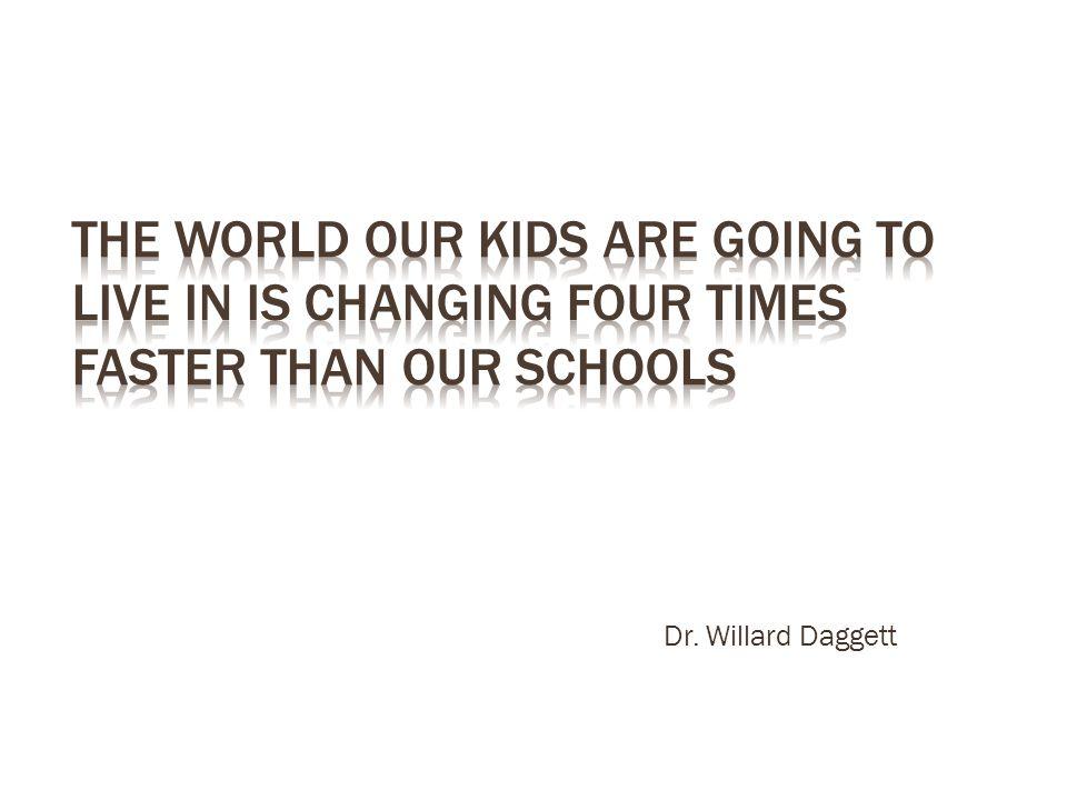 Dr. Willard Daggett