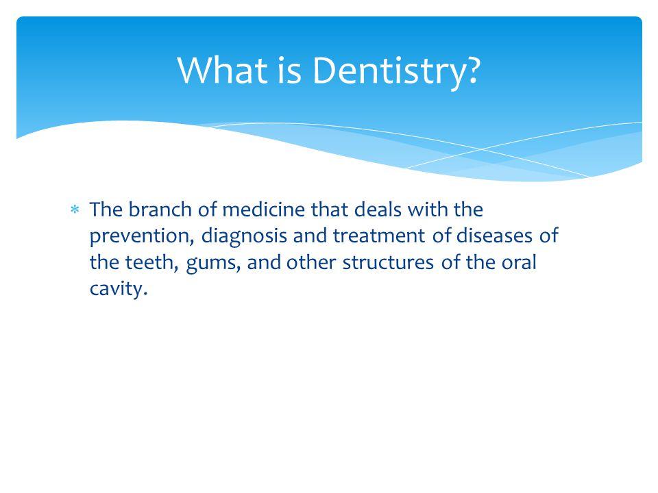 EDENTULISM- Loss of one or more teeth.