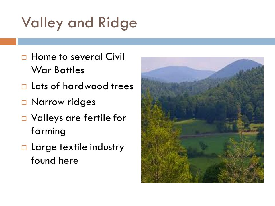 Piedmont  Rolling hills  Granite and kaolin mineral resources  Largest above ground granite mountain  Red clay  Most populated region  Manufacturing  Poultry