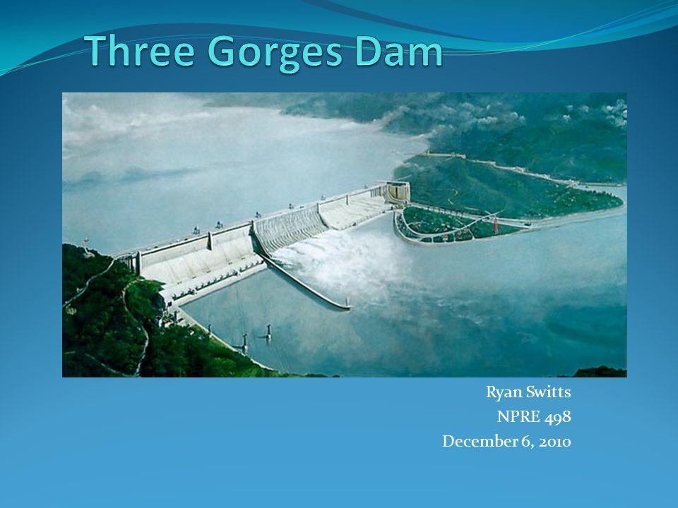 Ryan Switts NPRE 498 December 6, 2010