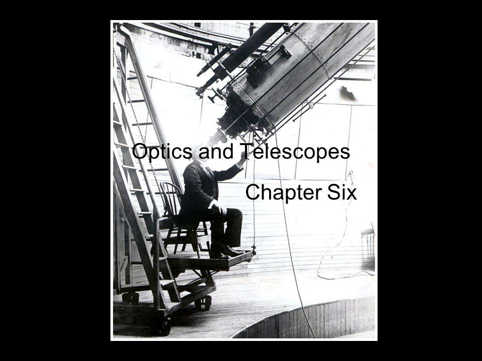 Optics and Telescopes Chapter Six