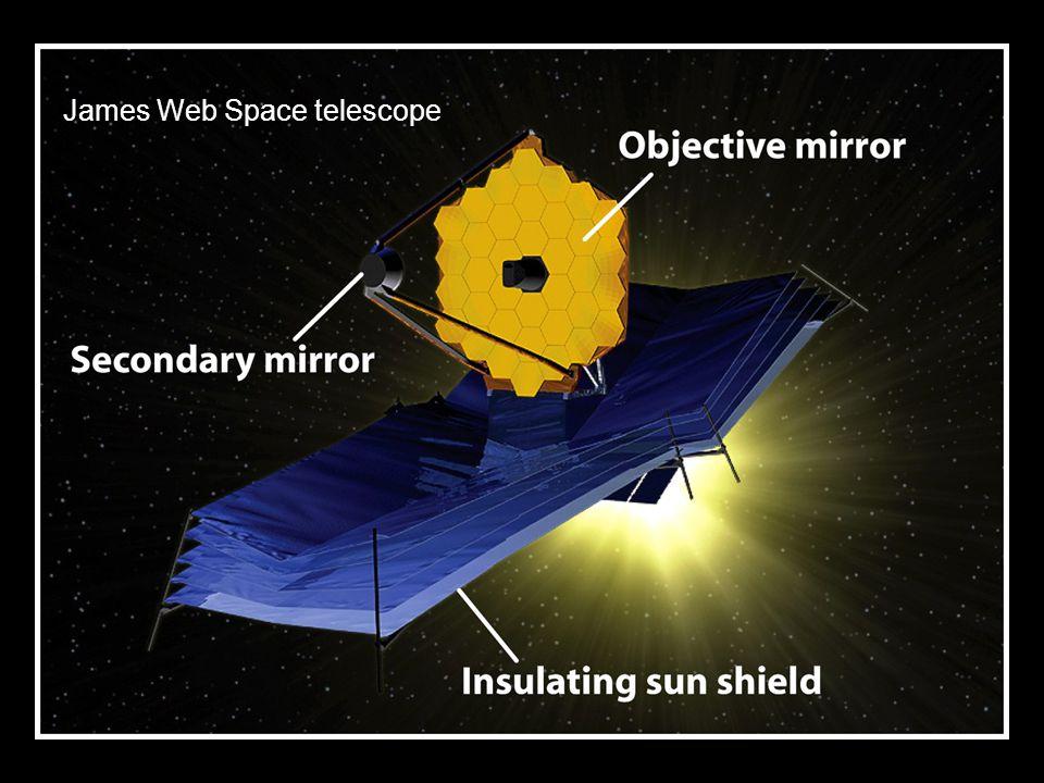 James Web Space telescope