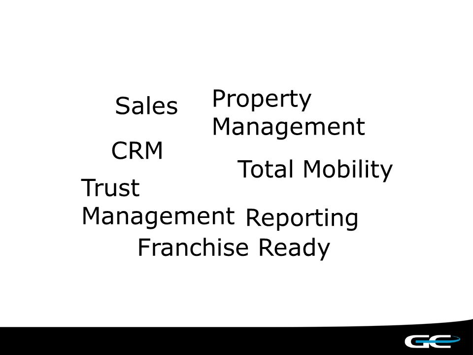 GRAPIQUE PROPERTY SUITE Rentals Our fully integrated rentals lets your sales and rentals teams use one database to maintain relationships with your clients