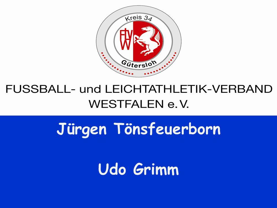 Jürgen Tönsfeuerborn Udo Grimm