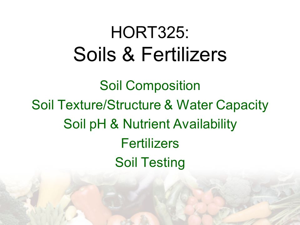 Definitions in Handbook Soil Structure Soil Porosity Pore Space Soil Air Soil Air Movement Soil Water Drainage Soil Organic Matter Soil Temperature Soil Crusts
