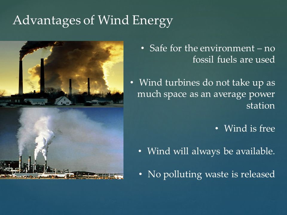 Wind Energy The process by which the wind is used to generate mechanical power or electricity Historically windmills were used to pump water Today tur