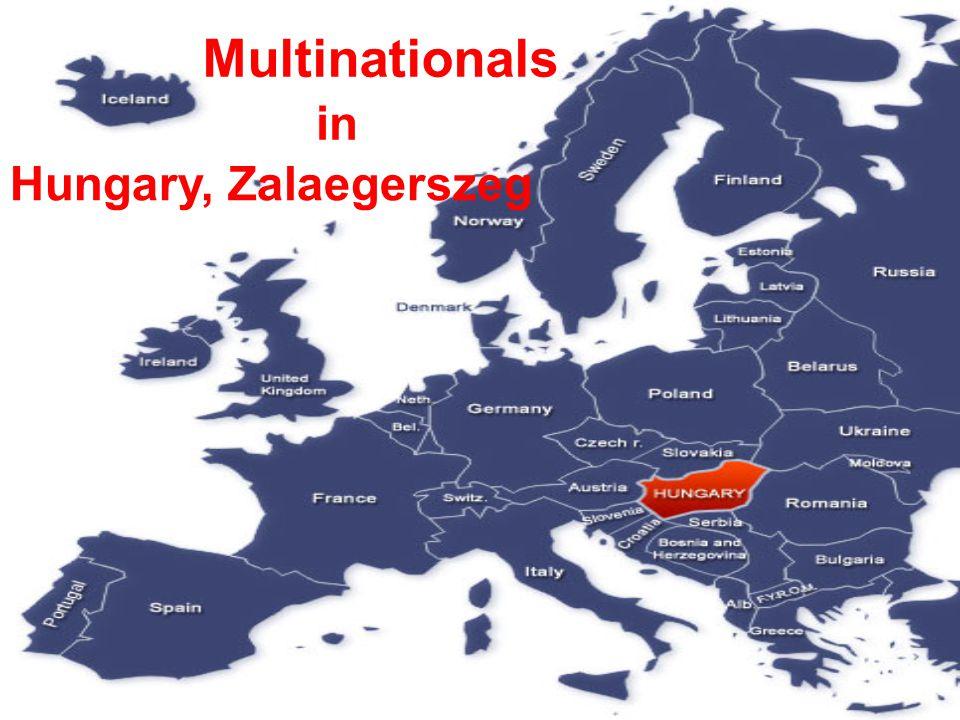 Multinationals in Hungary, Zalaegerszeg
