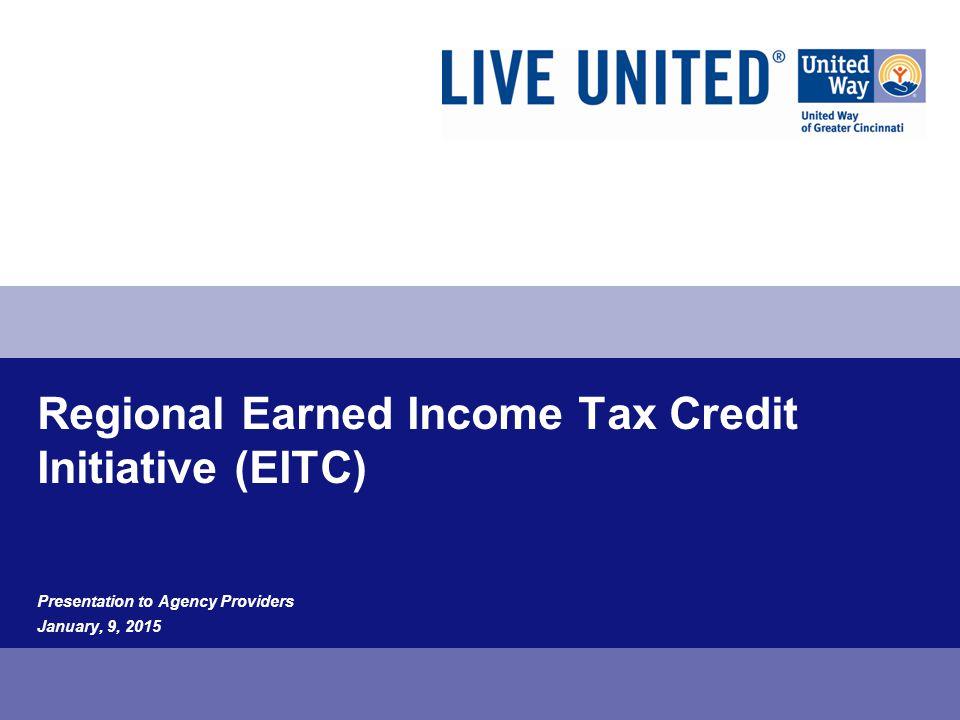 2 Regional EITC – What Is It.