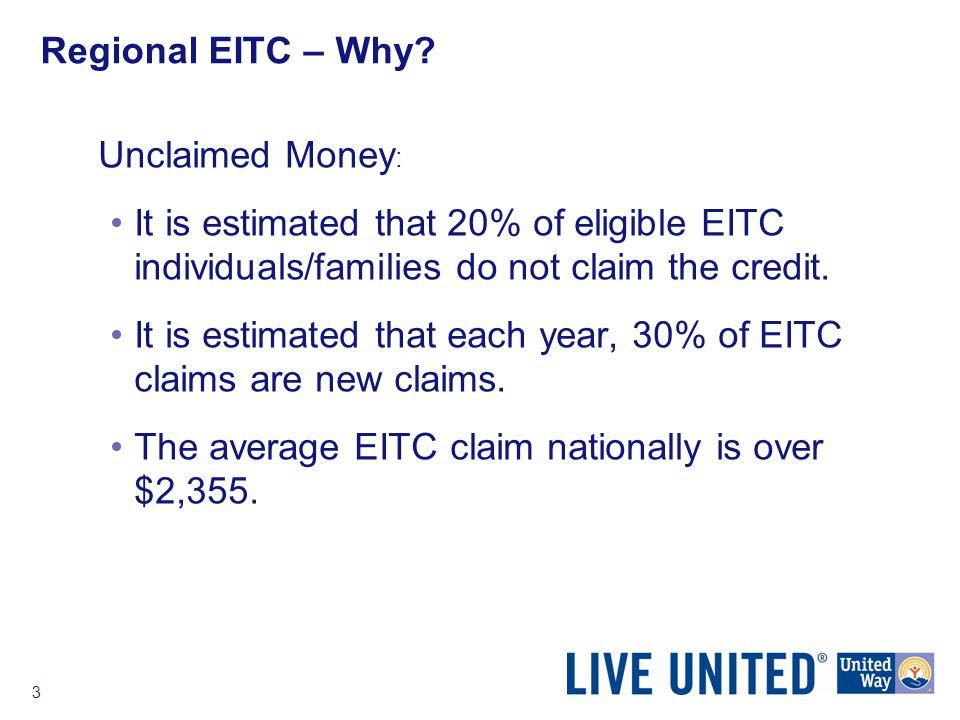 3 Regional EITC – Why.