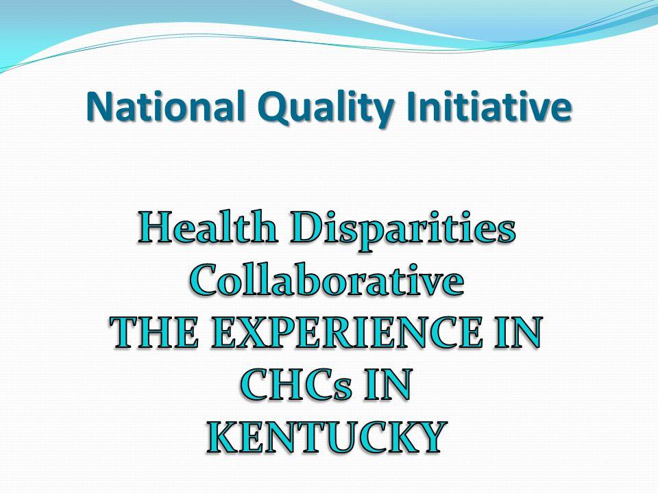 National Quality Initiative