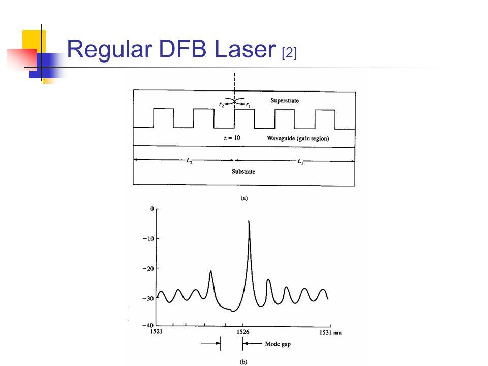 Regular DFB Laser [2]