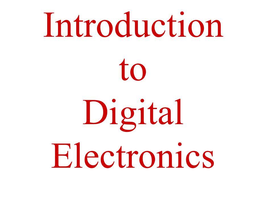 Suplementary Reading Digital Design by - John F.