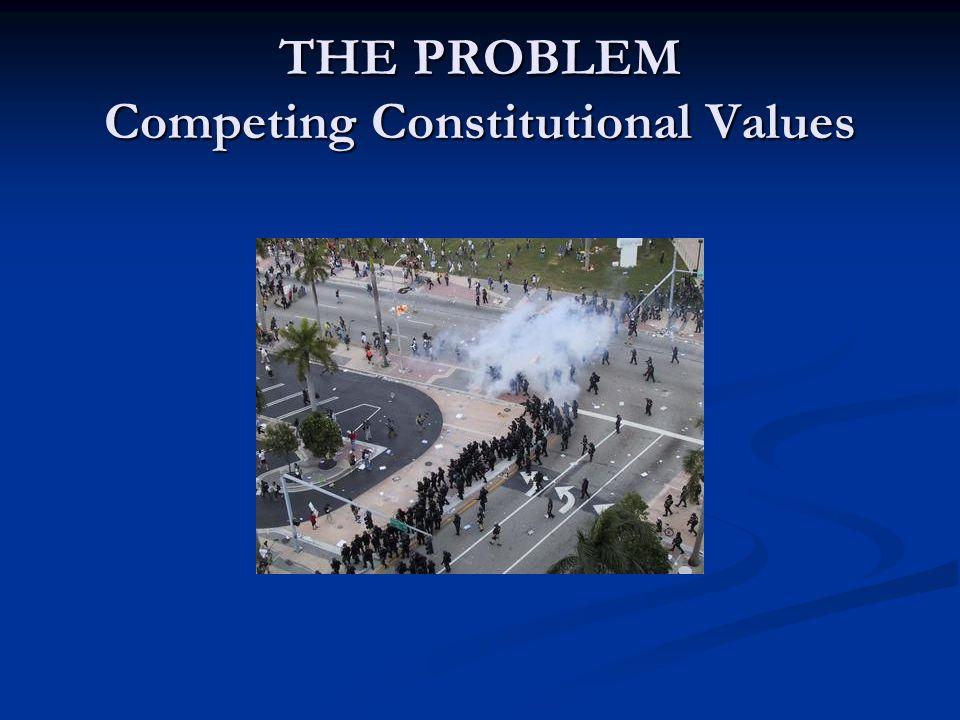 Shocks the Conscience Rochin, Johnson v.Glick, Sacramento v.