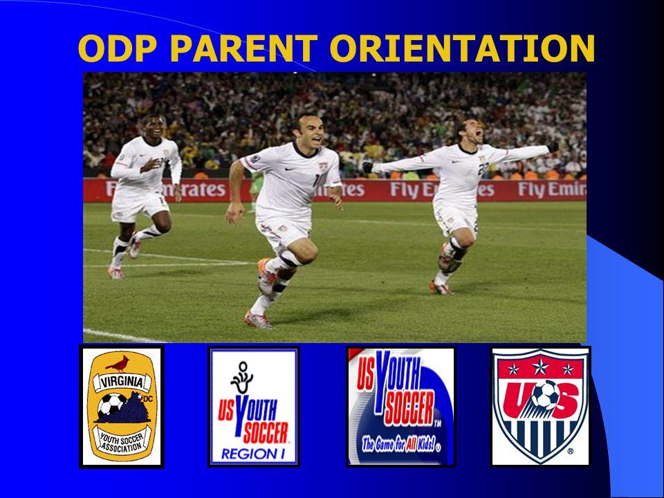 ODP PARENT ORIENTATION