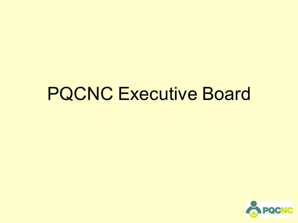 PQCNC Executive Board