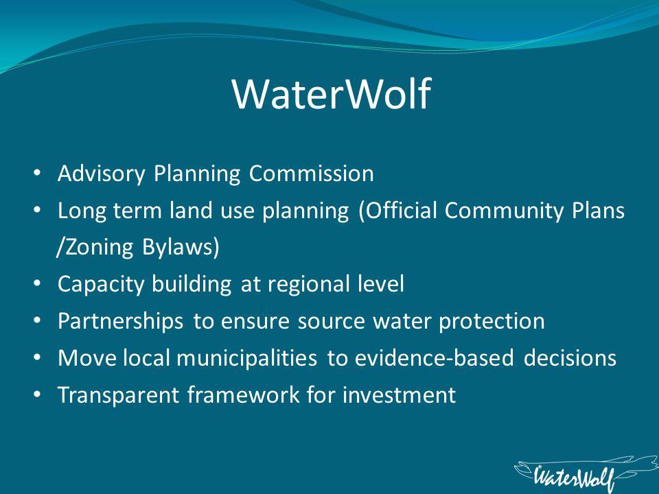 The WaterWolf Planning District