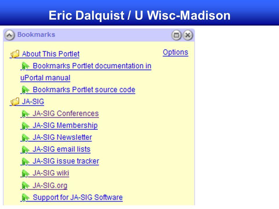 Eric Dalquist / U Wisc-Madison