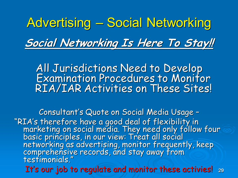 Advertising – Social Networking Social Networking Is Here To Stay!.
