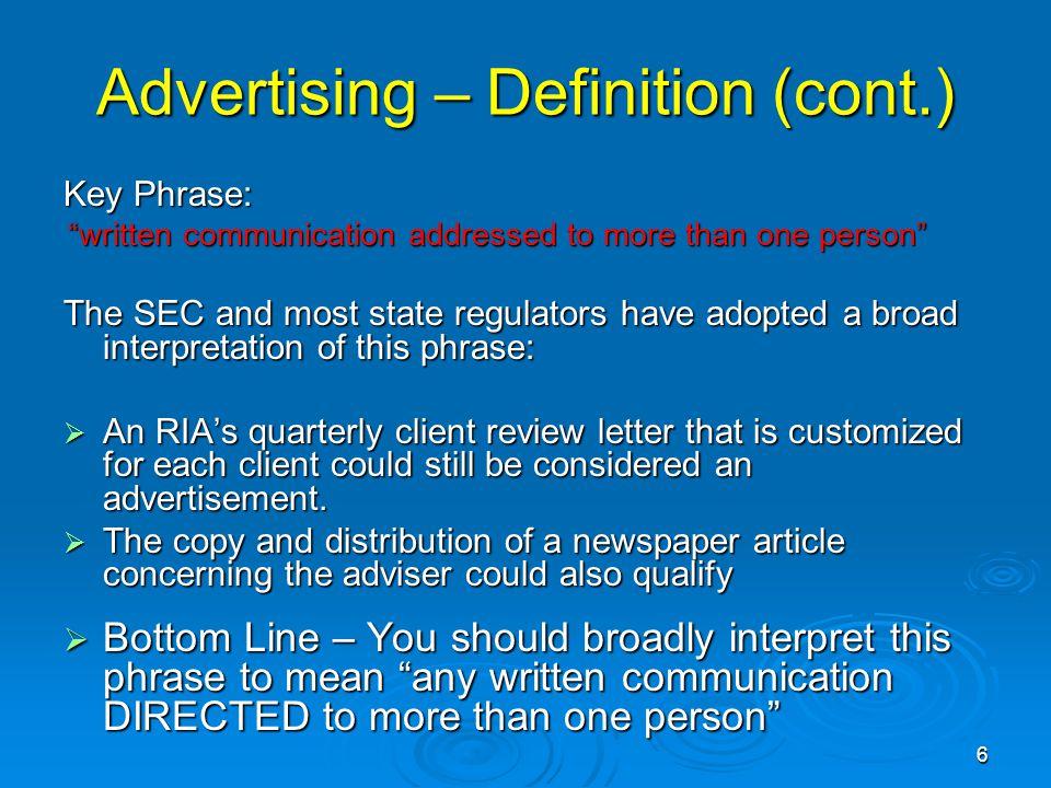 Advertising – Social Networking Socialware, Inc.