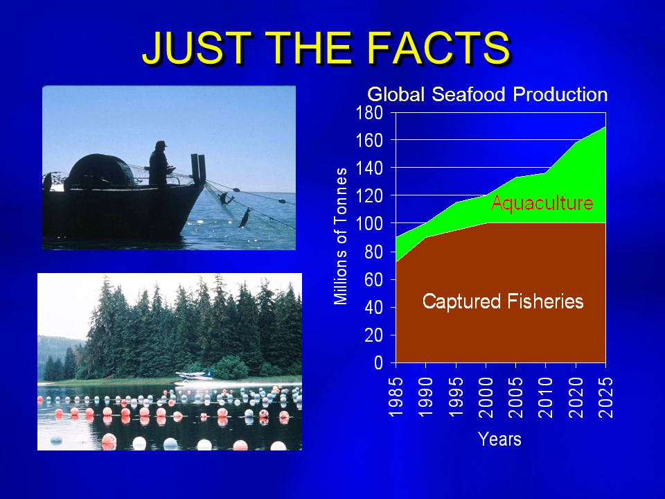 JUST THE FACTS Global Seafood Production
