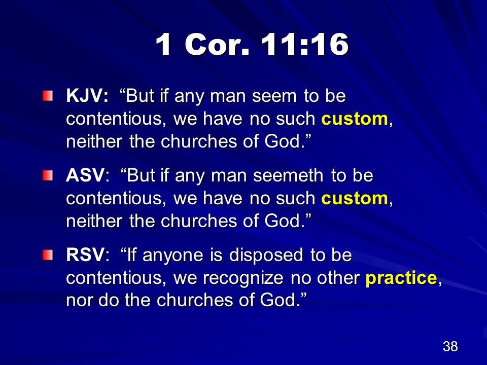 38 1 Cor.