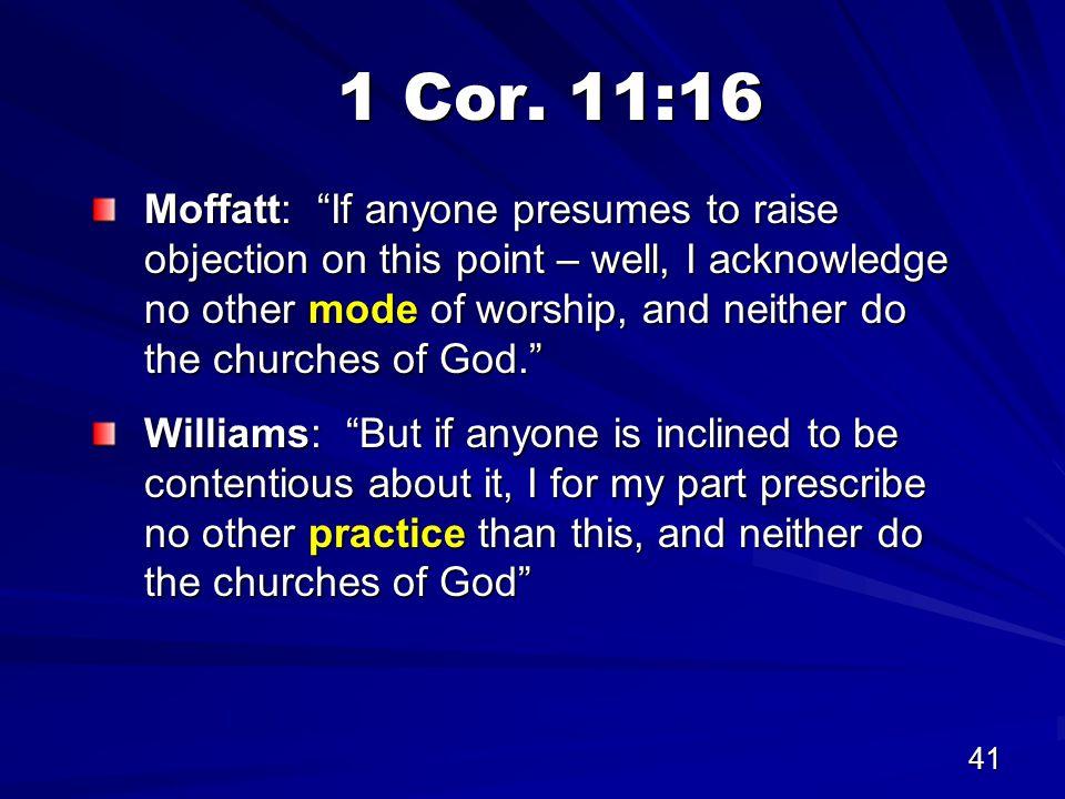41 1 Cor.
