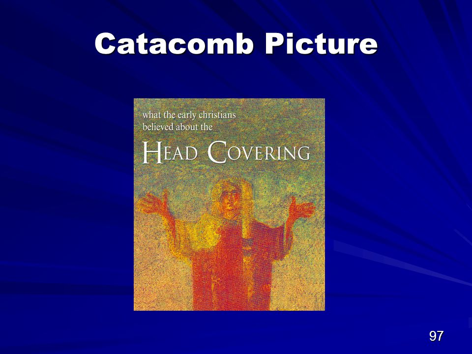 97 Catacomb Picture