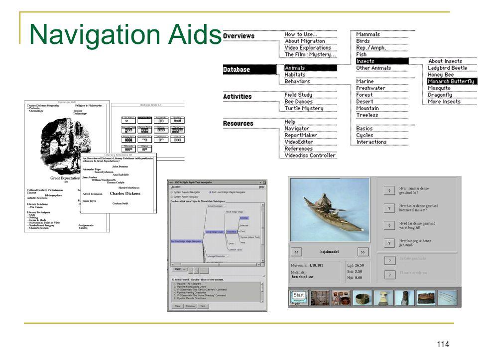 114 Navigation Aids