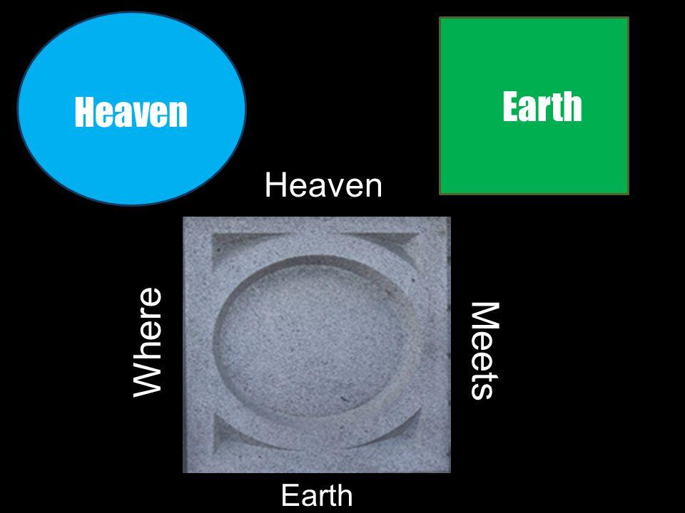 Heaven Earth Where Heaven Meets Earth