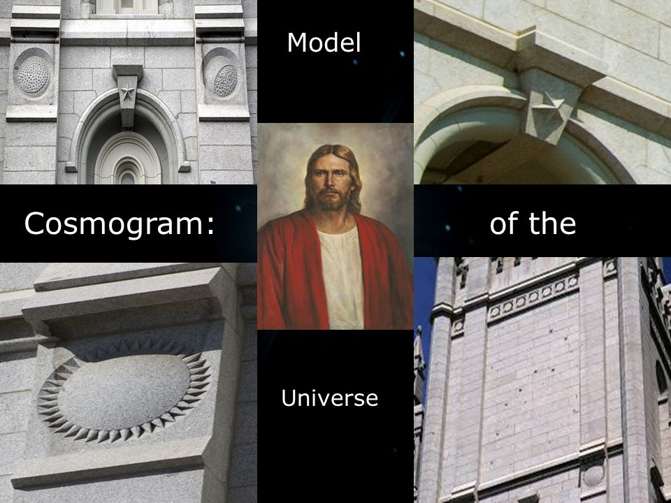 Cosmogram: Model of the Universe