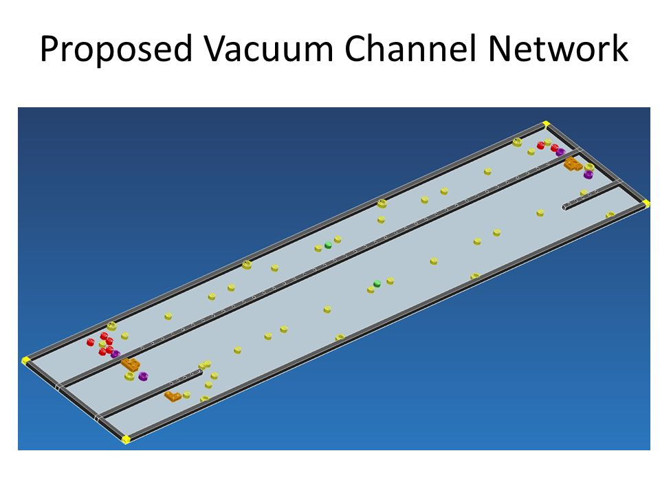 Proposed Vacuum Channel Network