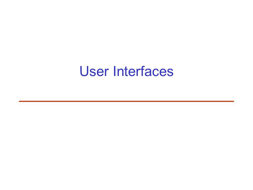 Site Structure + Navigation System (Cont.) Define navigation –Global navigation: major section.
