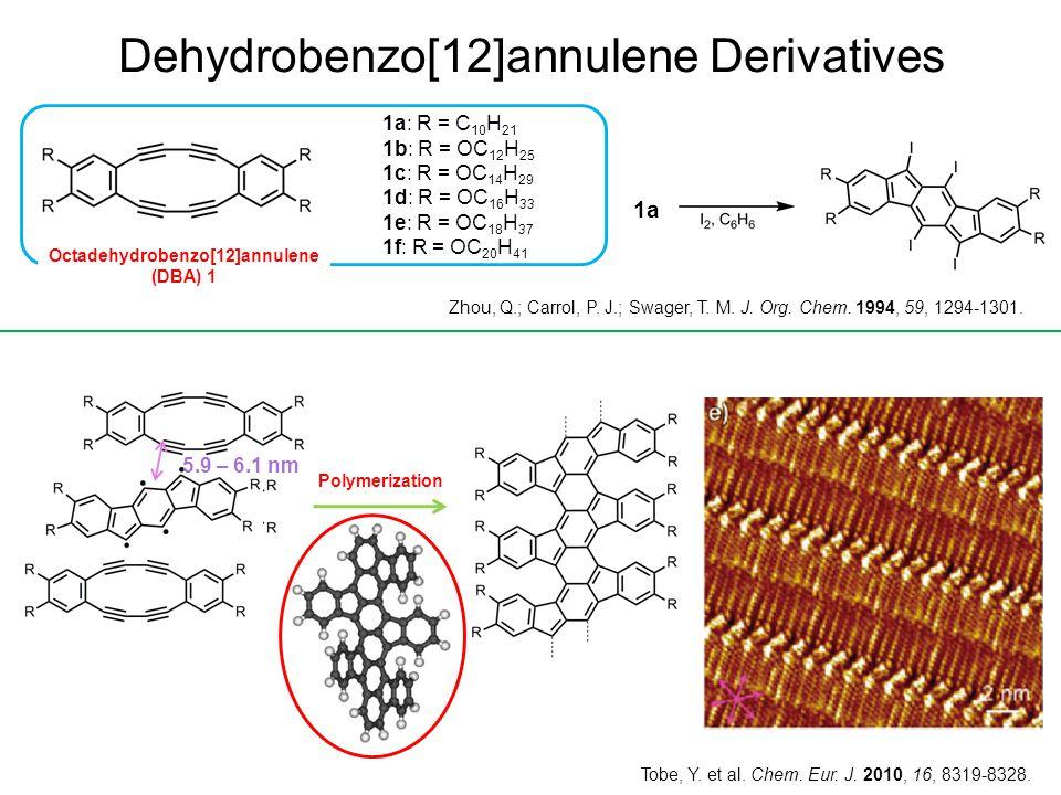 Dehydrobenzo[12]annulene Derivatives Zhou, Q.; Carrol, P.