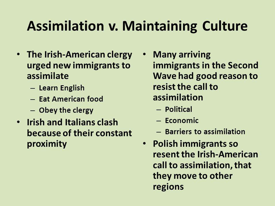 Assimilation v.