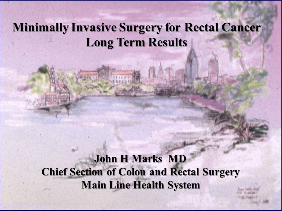 CONCLUSION: Laparoscopic surgical techniques for mid and low rectal cancer seem safe and feasible with acceptable oncologic and long-term outcomes.