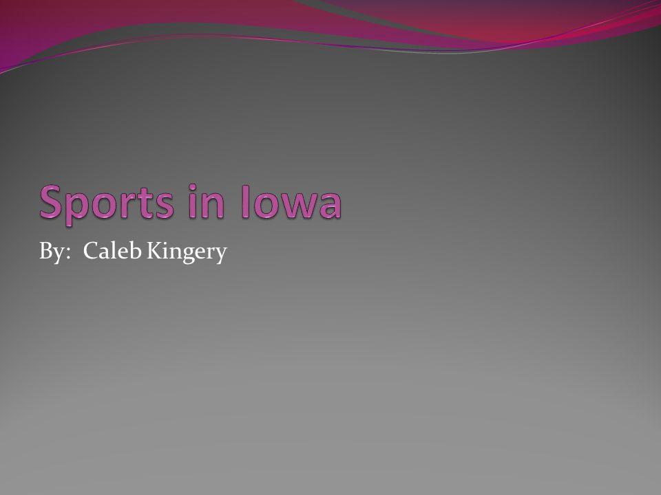 By: Caleb Kingery