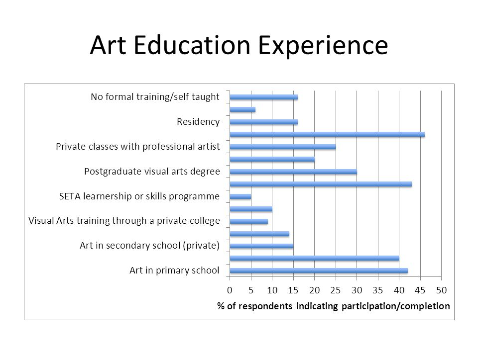 Art Education Experience