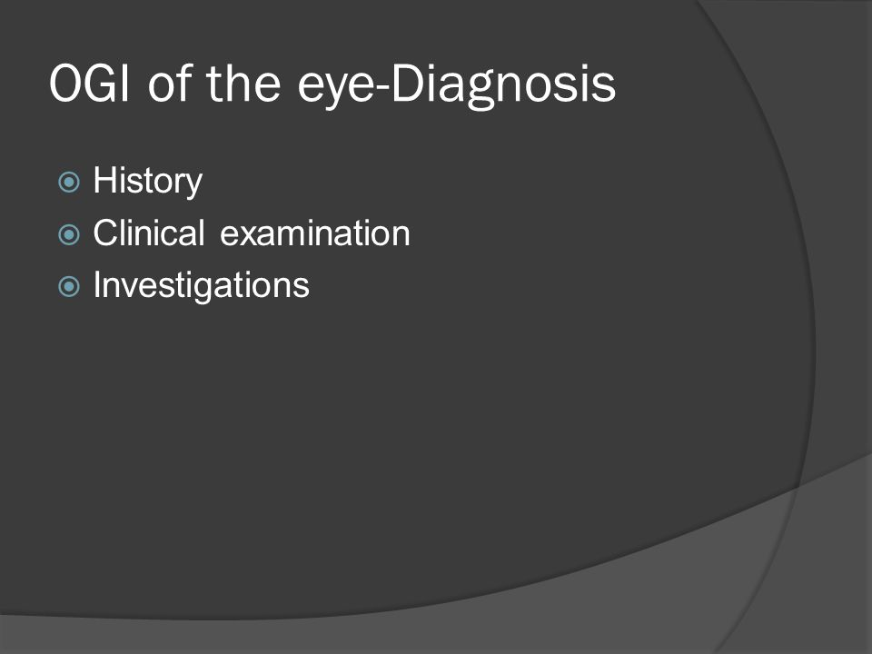 Treatment  Topical & Systemic Steroids  Immunosuppressive therapy in steroid- resistant cases(Cyclosporin)  Enucleation of the injured eye, if performed within 7-10 days of the injury prevents sympathetic ophthalmitis.
