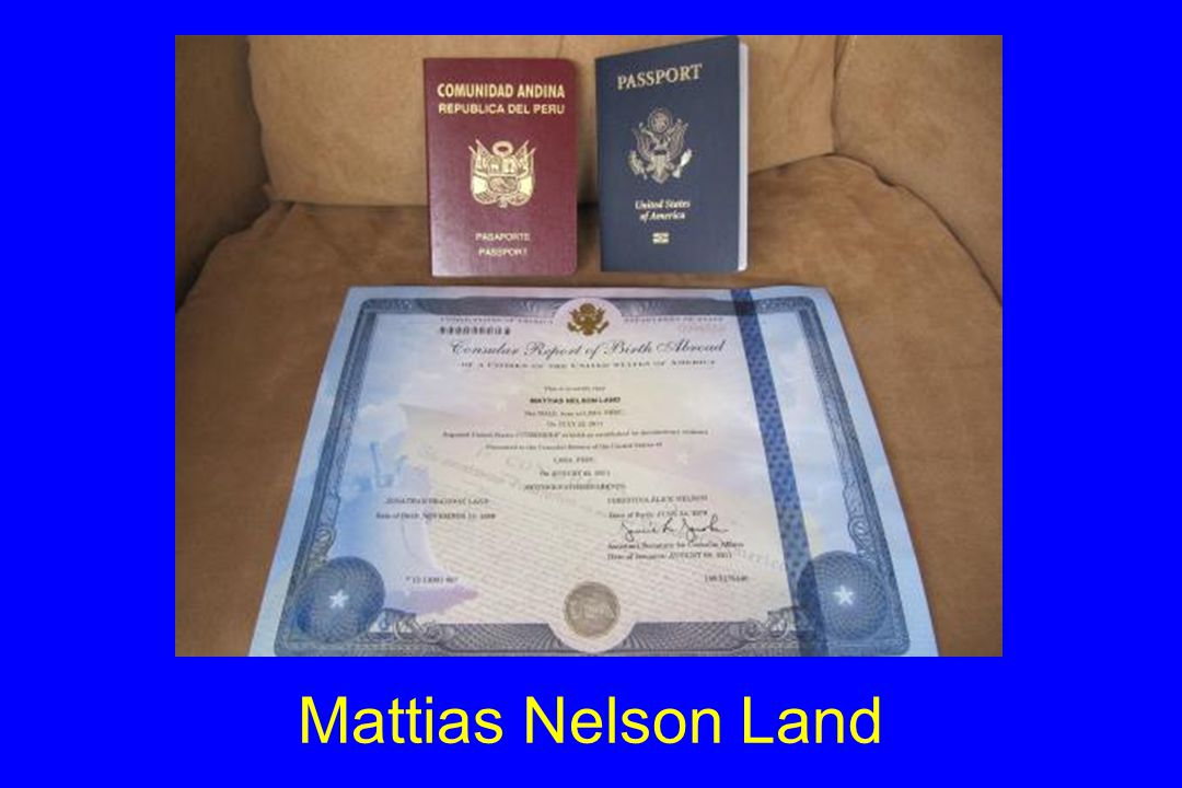 Mattias Nelson Land