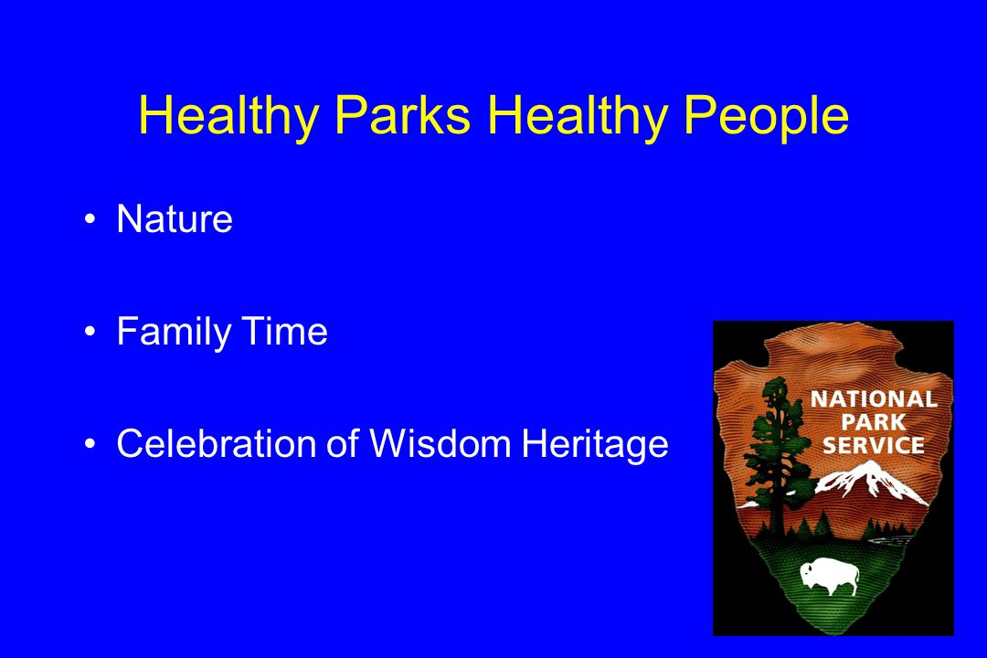 Healthy Parks Healthy People Nature Family Time Celebration of Wisdom Heritage