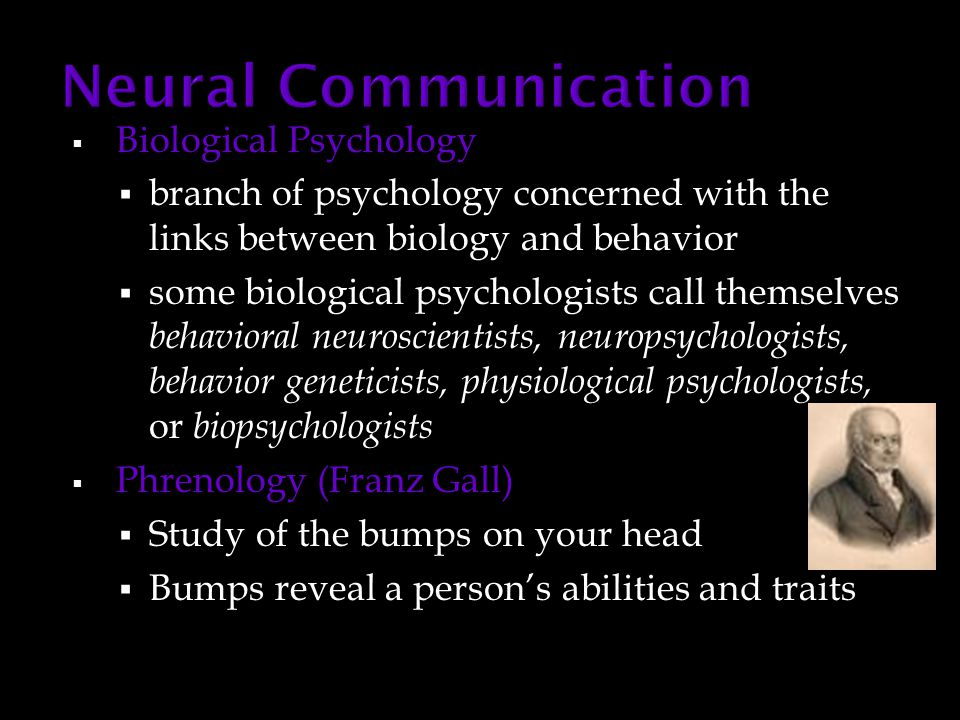 Phrenology Popular in the 1800s, debunked after knowledge of neural communication grew in the 1900s.