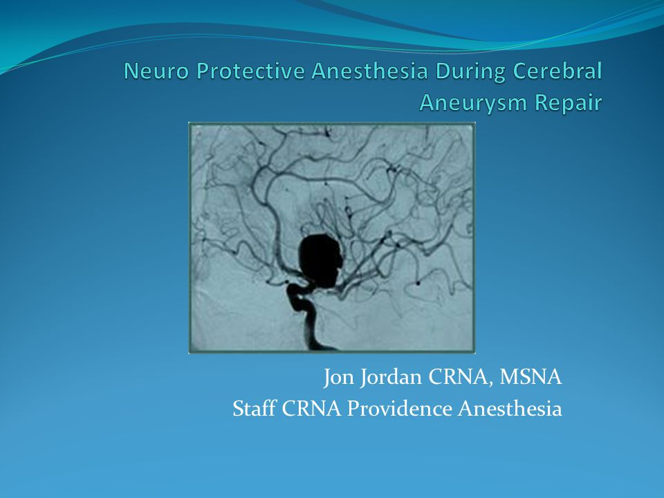 Objectives Identify mechanisms of brain injury during intracranial aneurysm surgery.