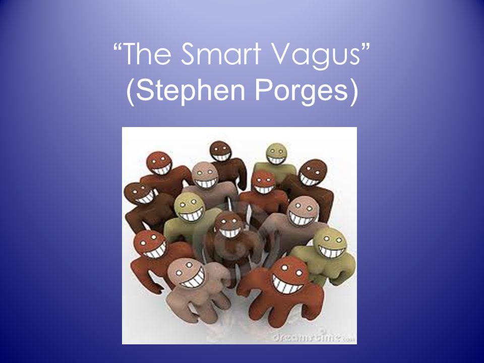 The Smart Vagus (Stephen Porges)