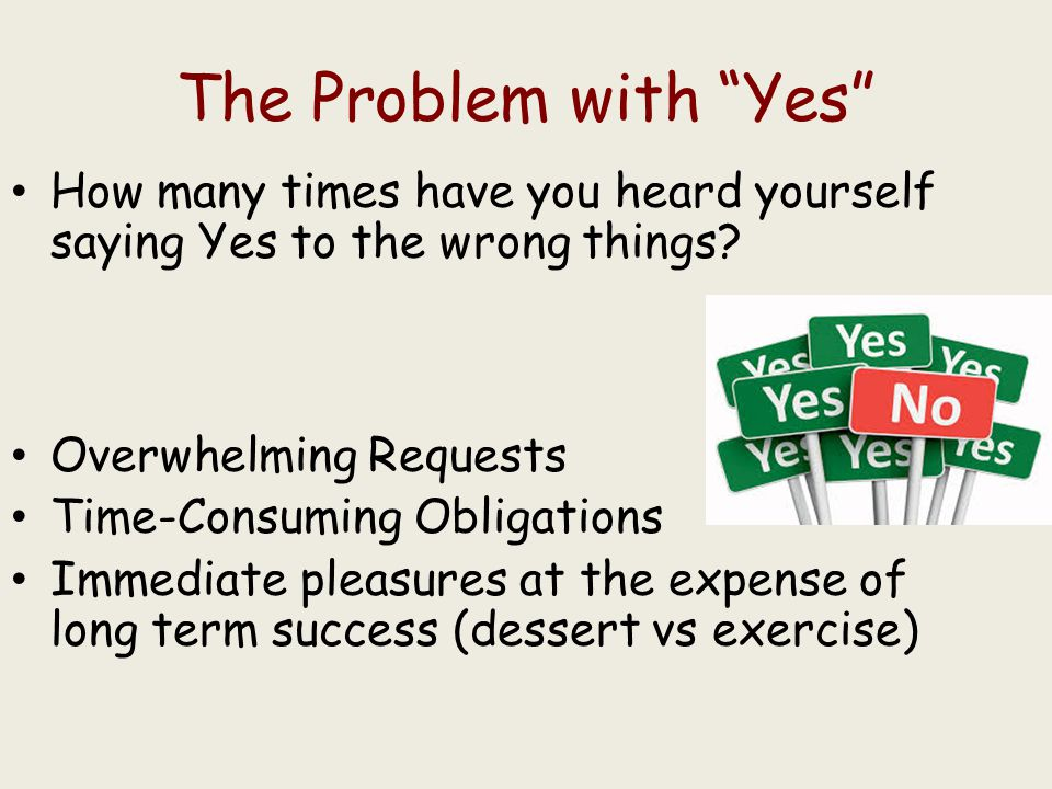 Here s How To Say No Let me think about it and get back to you. If you're uncomfortable being so firm, or are dealing with pushy people, it's OK to say, Let me think about it and get back to you. This gives you a chance to review your schedule, as well as your feelings about saying yes to another commitment.