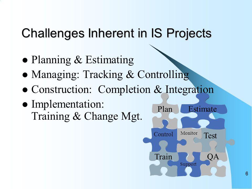 Necessary Project Management Success Factors Vision Champion Effective Change management Best Practices 47
