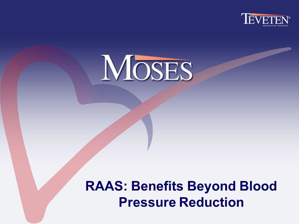 RAAS: Benefits Beyond Blood Pressure Reduction
